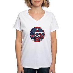 American Wicca Pentagram Shirt
