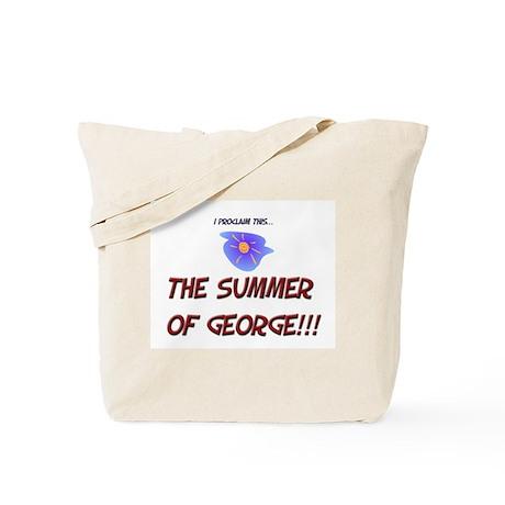 Summer of George Tote Bag