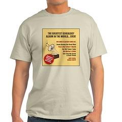 Genealogy Album T-Shirt