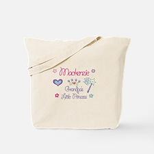 Grandpa's Princess Mackenzie Tote Bag
