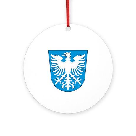 SCHWEINFURT Ornament (Round)