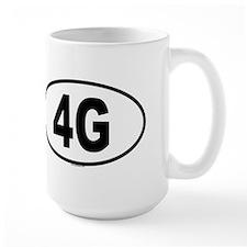4G Mug