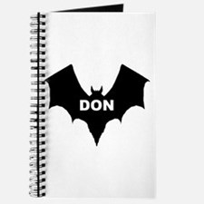 BLACK BAT DON Journal