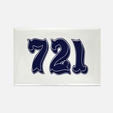 721 Rectangle Magnet