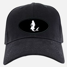 Mermaid (Black) Baseball Hat