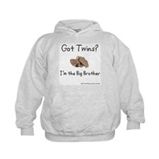 For Big Brothers Hoody