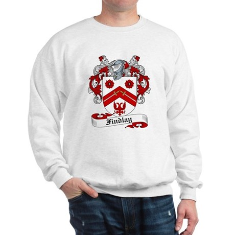 Findlay Family Crest Sweatshirt