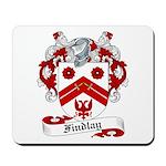 Findlay Family Crest Mousepad