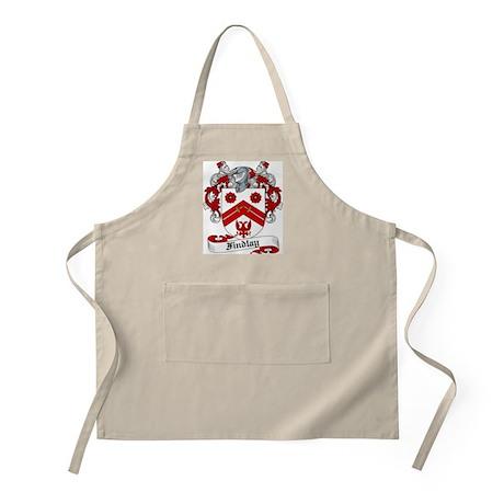 Findlay Family Crest BBQ Apron