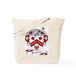 Findlay Family Crest Tote Bag