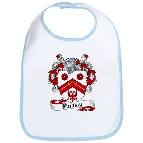 Findlay Family Crest Bib