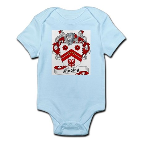 Findlay Family Crest Infant Creeper