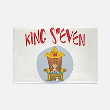King Baby Steven Rectangle Magnet