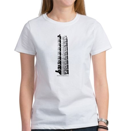New Mission Marquee Women's T-Shirt
