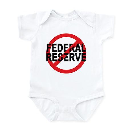 NO Federal Reserve Infant Bodysuit