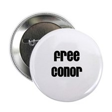 Free Conor Button