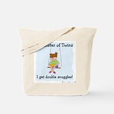 For Big Sisters Tote Bag