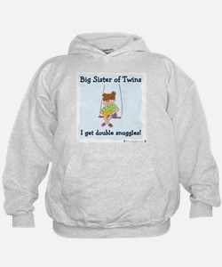 For Big Sisters Hoody