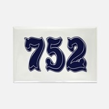 752 Rectangle Magnet