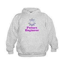 Future Engineer (Pink) Hoodie
