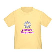 Future Engineer (Pink) T