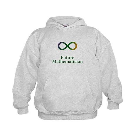 Future Mathematician Kids Hoodie