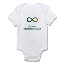 Future Mathematician Onesie