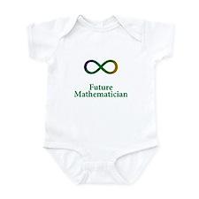 Future Mathematician Onesie