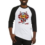 Ford Family Crest Baseball Jersey