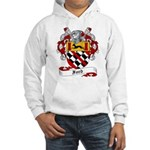 Ford Family Crest Hooded Sweatshirt