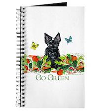 Eco Friendly Scottish Terrier Journal