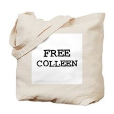 Free Colleen Tote Bag