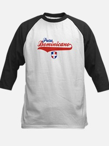 Puro Dominicano Kids Baseball Jersey