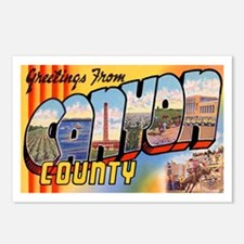Canyon County Idaho Postcards (Package of 8)