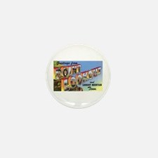 Point Lookout Tennessee Mini Button (10 pack)