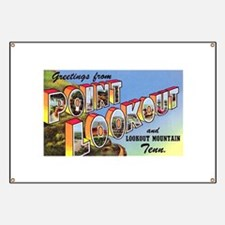 Point Lookout Tennessee Banner