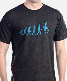 Evolution Blue T-Shirt