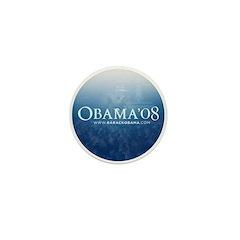 Obama '08 Mini Button (10 pack)