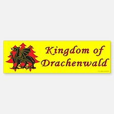 Drachenwald Populace Bumper Bumper Bumper Sticker