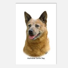 Aust Cattle Dog 9K009D-19 Postcards (Package of 8)