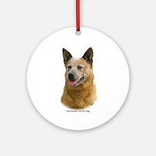 Aust Cattle Dog 9K009D-19 Ornament (Round)