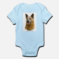 Aust Cattle Dog 9K009D-19 Infant Bodysuit