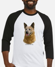 Aust Cattle Dog 9K009D-19 Baseball Jersey