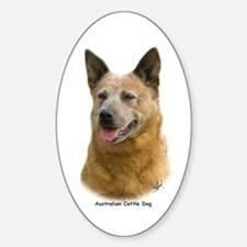 Aust Cattle Dog 9K009D-19 Decal