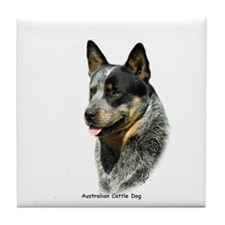 Australian Cattle Dog 9F061D-05 Tile Coaster