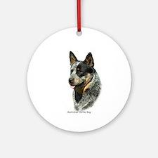 Australian Cattle Dog 9F061D-05 Ornament (Round)