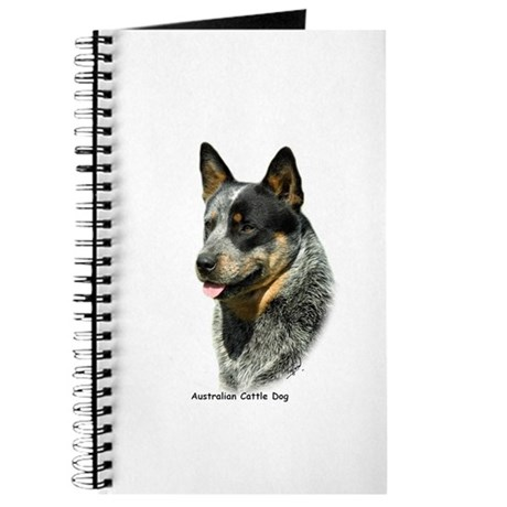 Australian Cattle Dog 9F061D-05 Journal