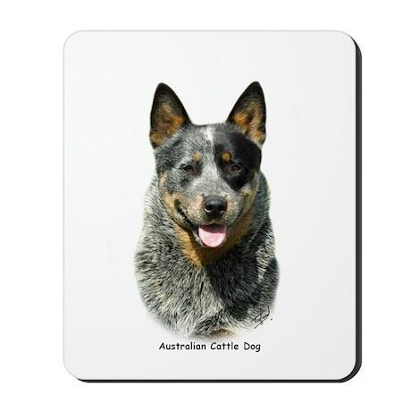 Australian Cattle Dog 9F061D-03 Mousepad