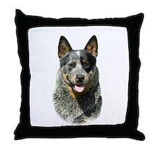 Australian Cattle Dog 9F061D-03 Throw Pillow