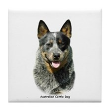 Australian Cattle Dog 9F061D-03 Tile Coaster